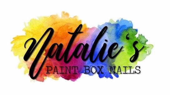 Natalies paint box nails