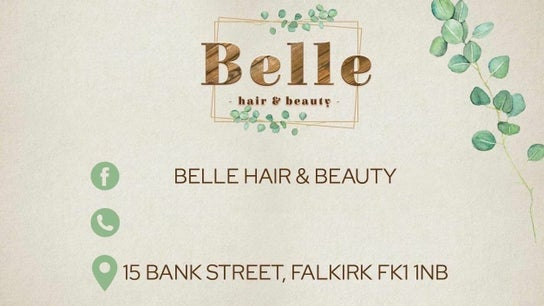 Belle Hair And Beauty