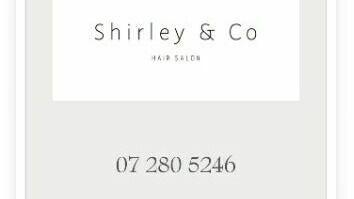 Shirley and co hair salon