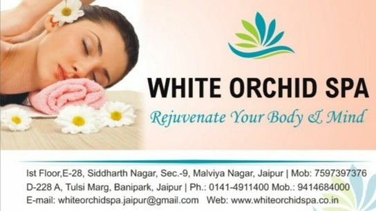 White Orchid Spa Malviya Nagar Jaipur 3
