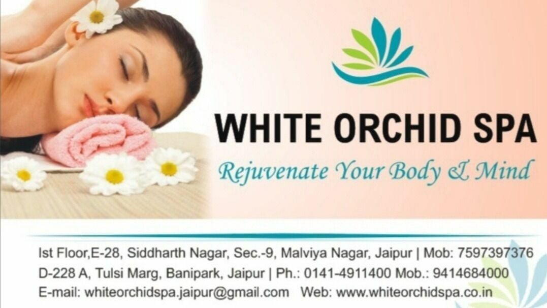 White Orchid Spa Banipark