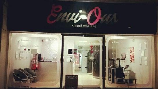 Envious beauty salon