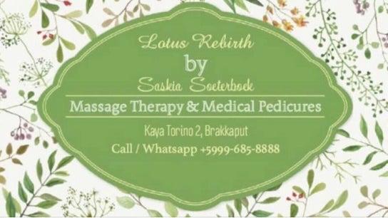 Lotus rebirth wellness by Saskia