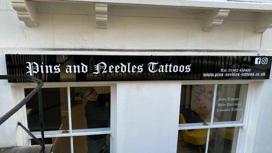 Pins & Needles Tattoos & Piercings