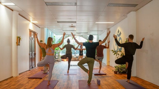 Chameleon New Age Salon - Ashtanga Yoga Class 1