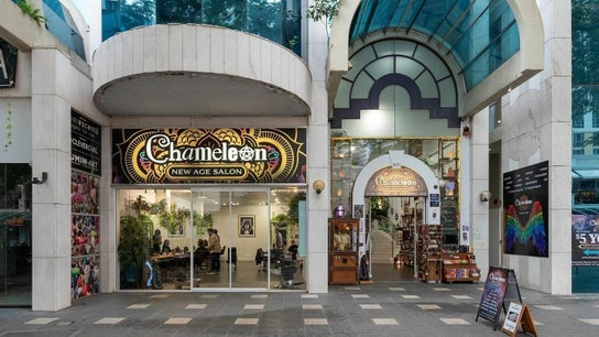 Chameleon New Age Salon - Vinyasa with Debbie 0
