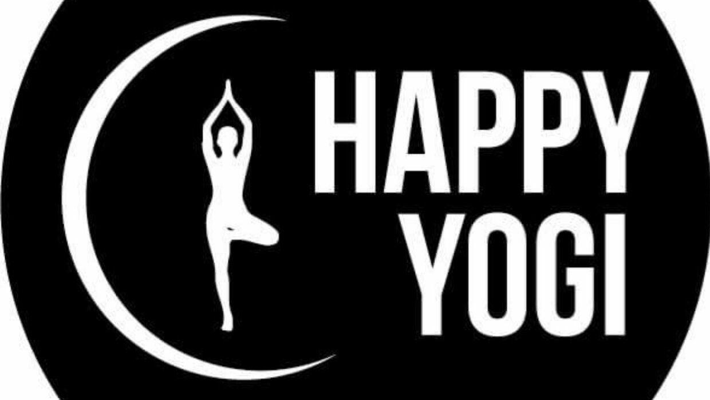 Happy Yogi as