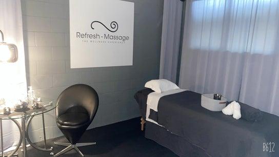 Refresh-Massage