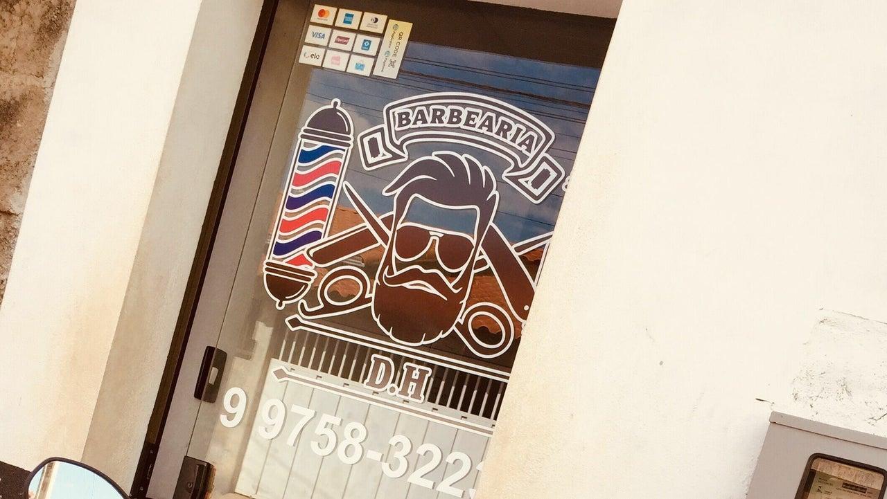 DH barbershop