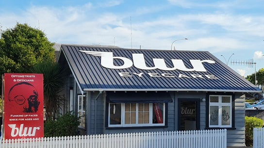 Blur Eyecare Rotorua