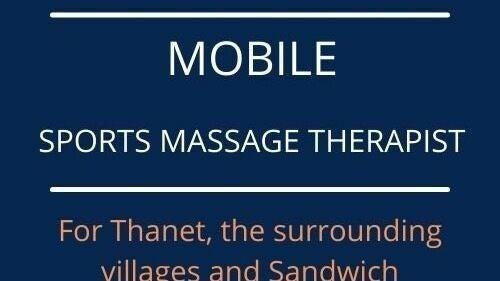 Body Stasis mobile Sports Massage Therapist