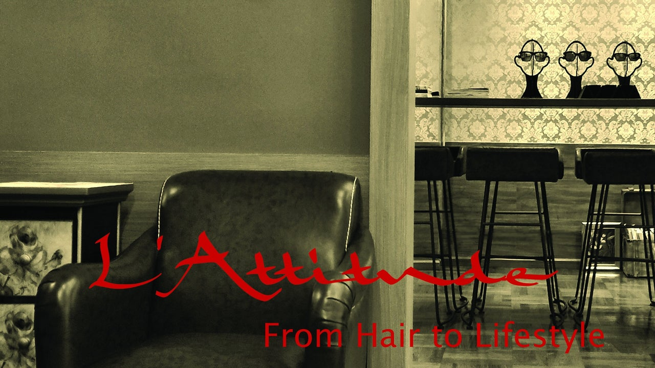 L'Attitude From Hair to Lifestyle