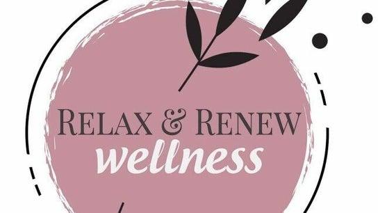 Relax & Renew wellness