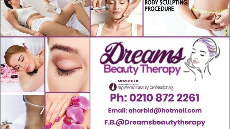 Dreams beauty therapy