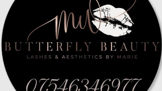 Butterfly beauty lashes and aesthetics by Marie