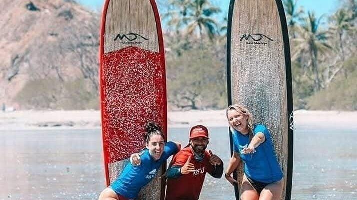 Playa Guiones Surf  - 1
