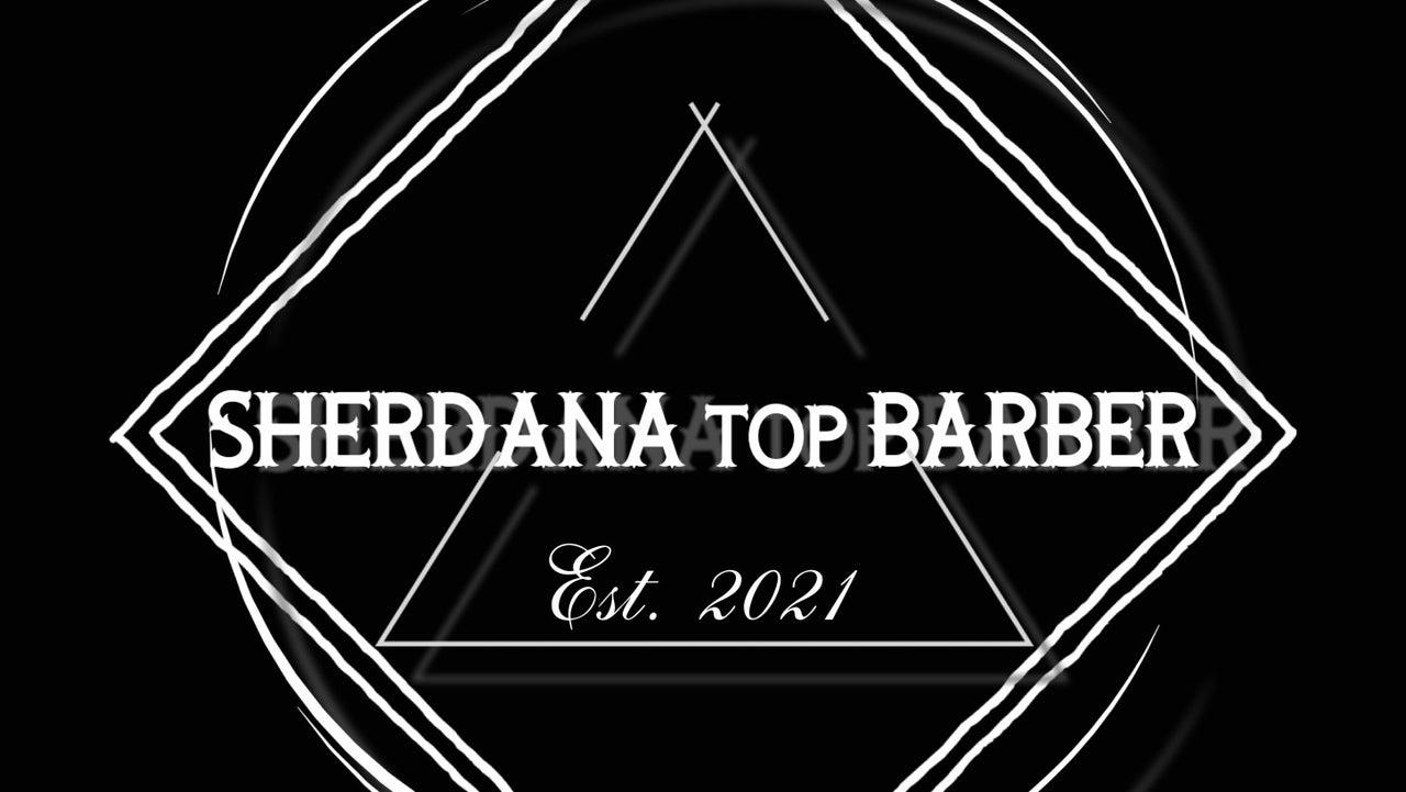 SHERDANA top BARBER