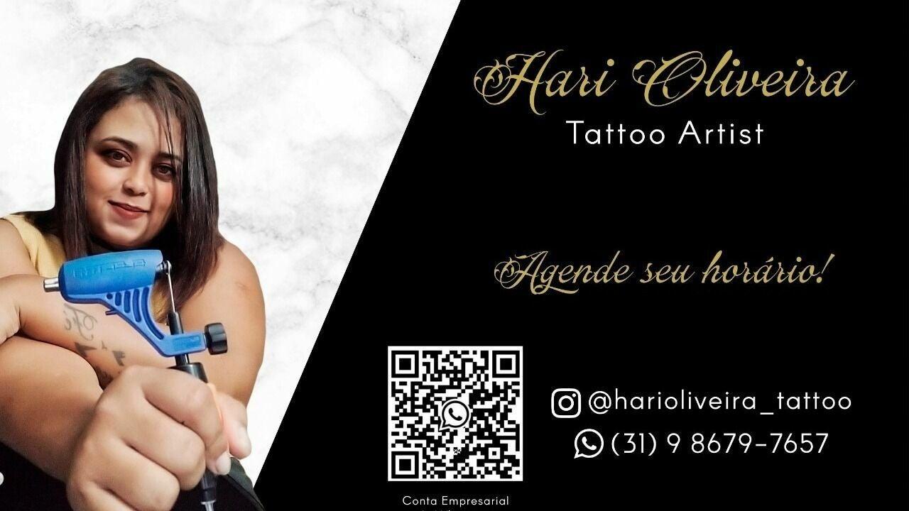 Hari Oliveira Tattoo Artist - 1