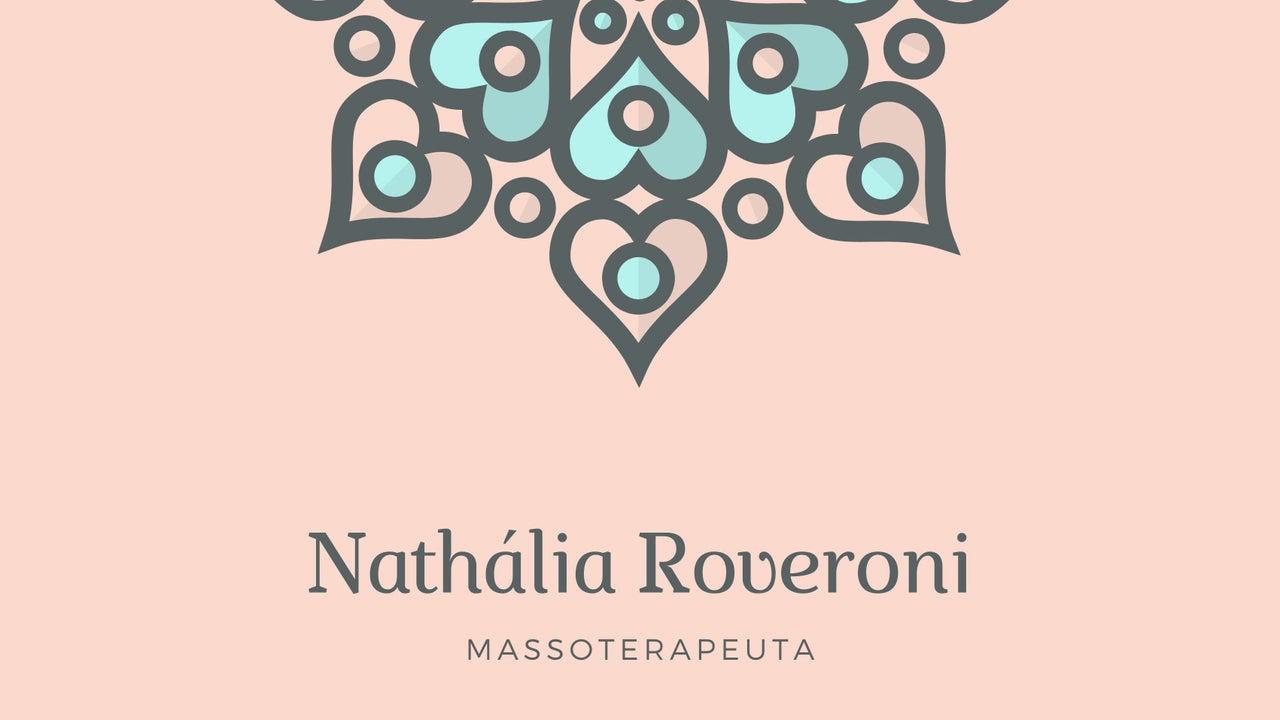 Nathália Roveroni Massoterapeuta - 1