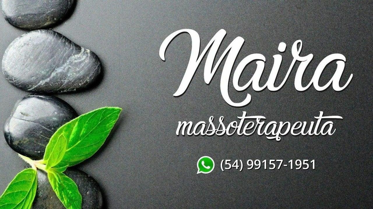 Maira Massoterapeuta - 1