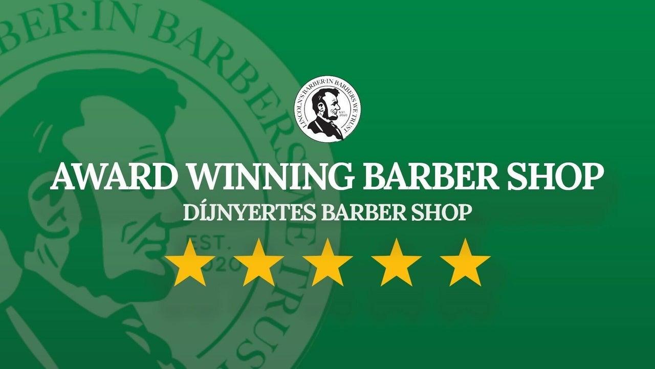 Lincoln's Barber Shop