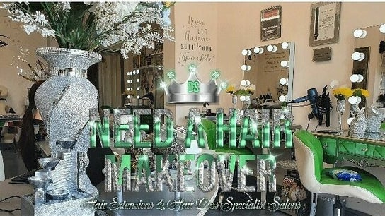 Need a Makeover Hair Extensions and Hair Loss Salon