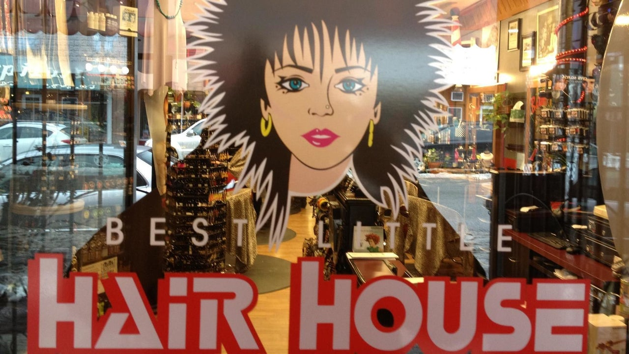 Best Little Hair House
