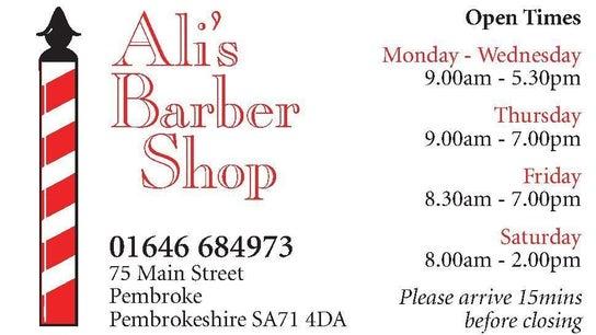 Ali's Barber Shop