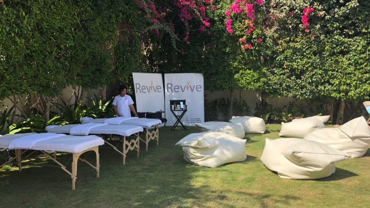 Revive Spa | Aloft Hotel Palm Jumeirah - 1
