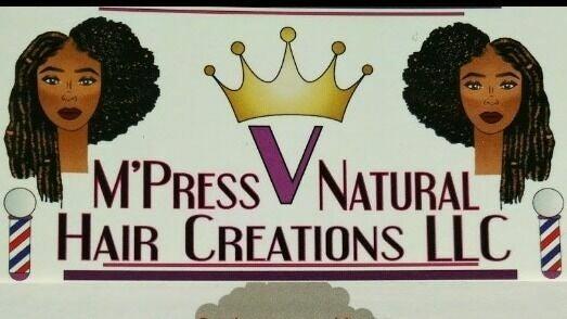 M'press V Natural  Hair Creations  - 1