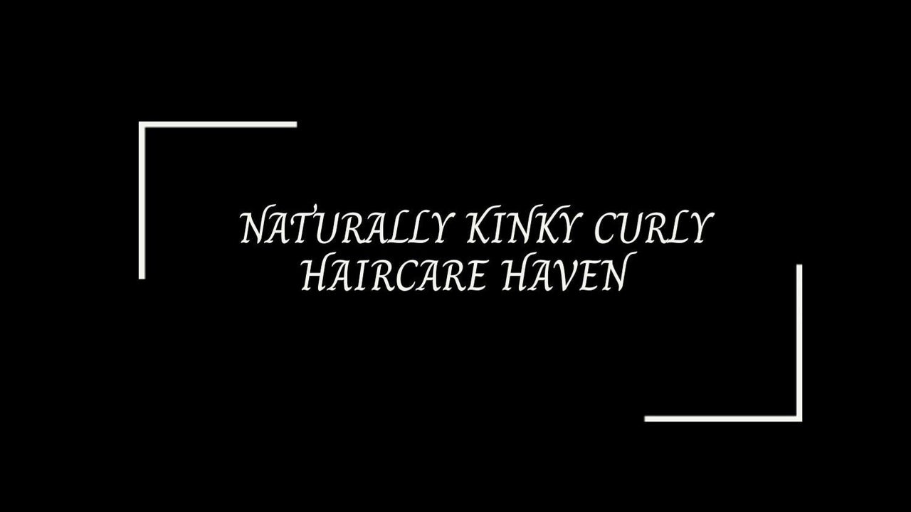 Naturally kinky curly haircare haven  - 1