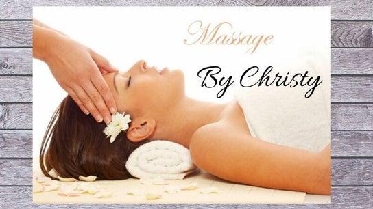 Massage By Christy