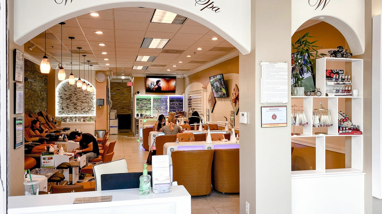 Wellness Nails And Spa