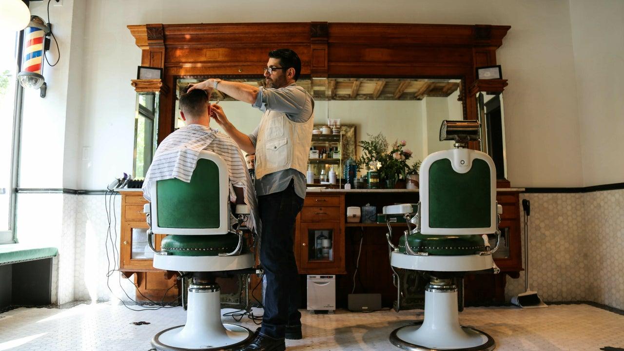 Barber & Brew - 1