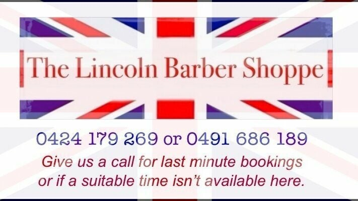 The Lincoln Barber Shoppe