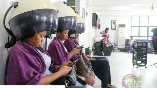Eden Salon - Lagos