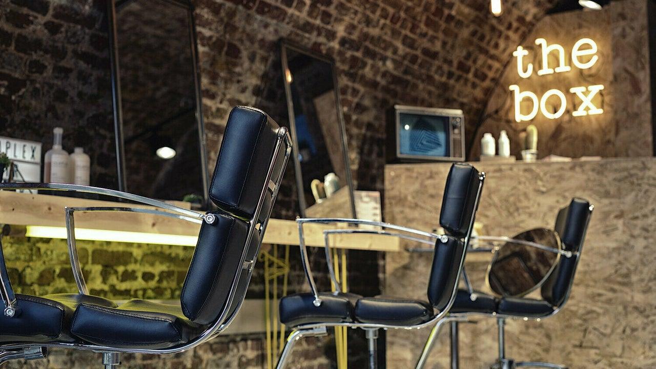 The Box Hair Salon Deptford - 1