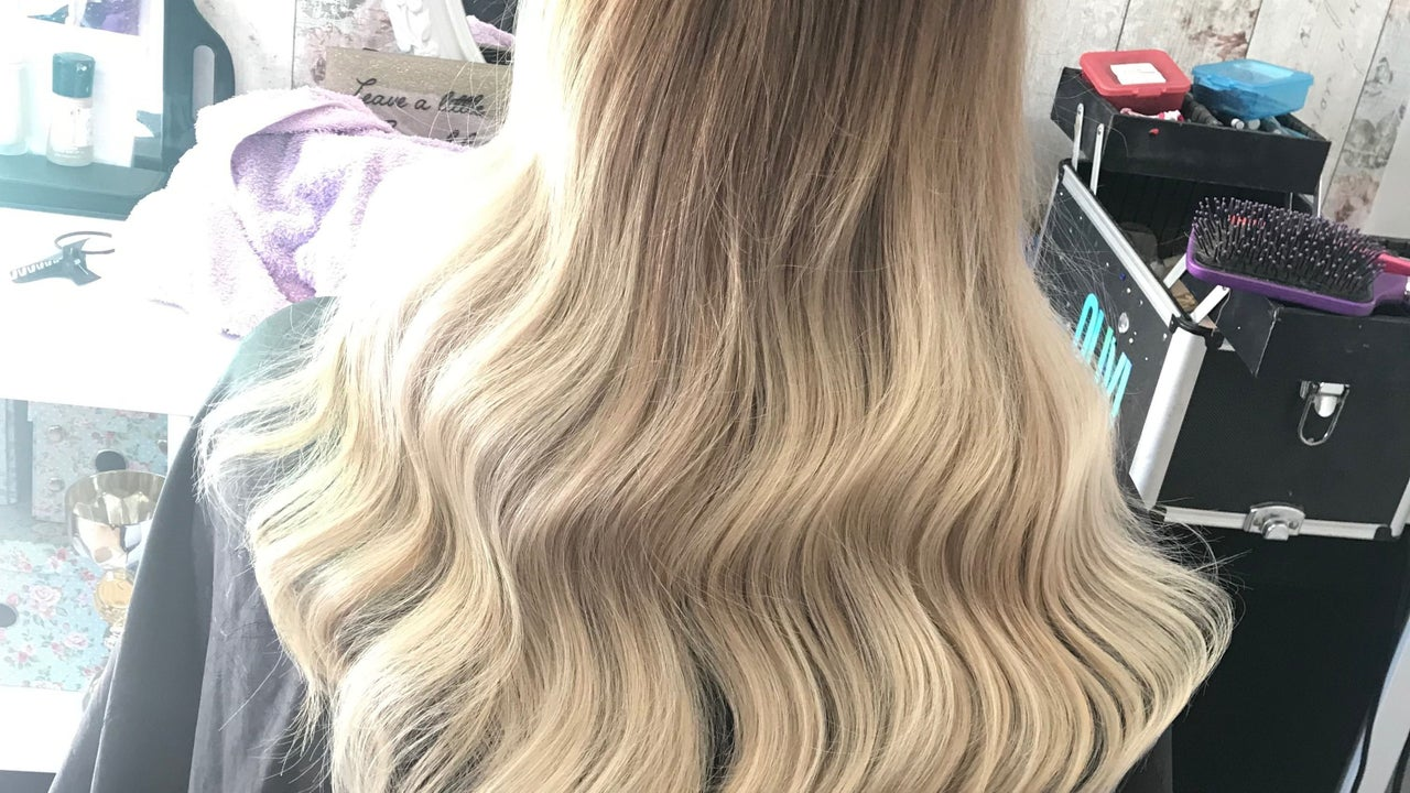 Emma tiffany hair dressing  - 1