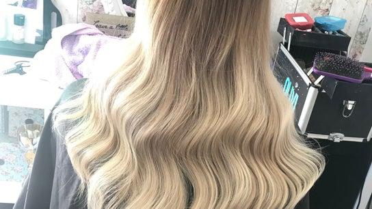 Emma tiffany hair dressing