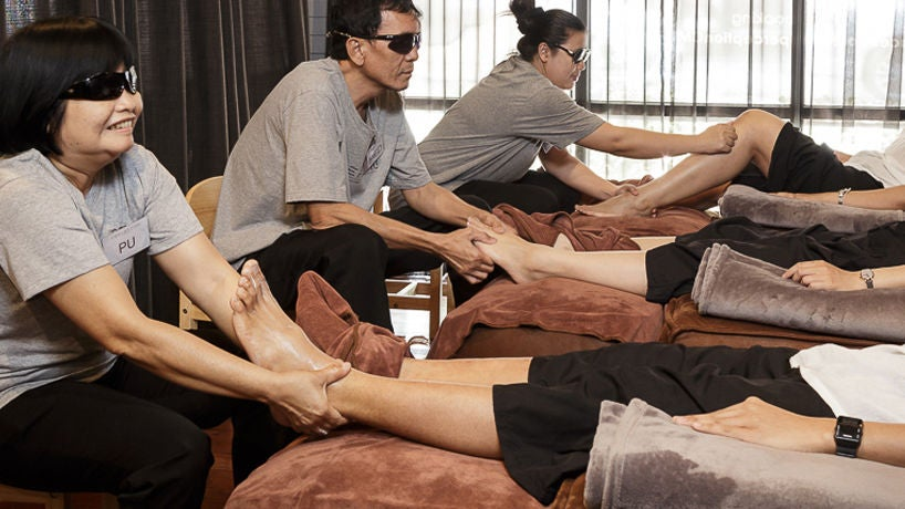 Perception Blind Massage - 1