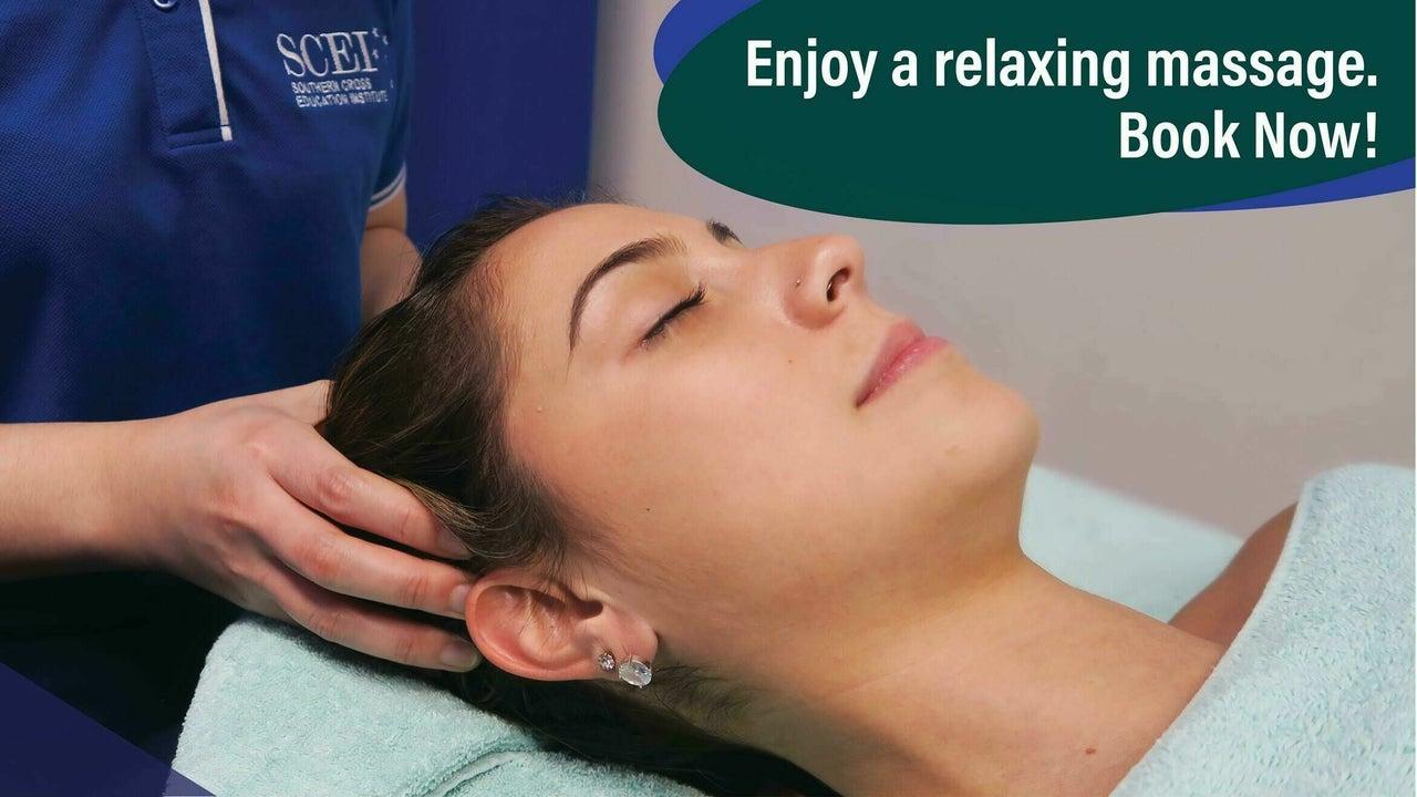 SCEI Student Massage Clinic - 1