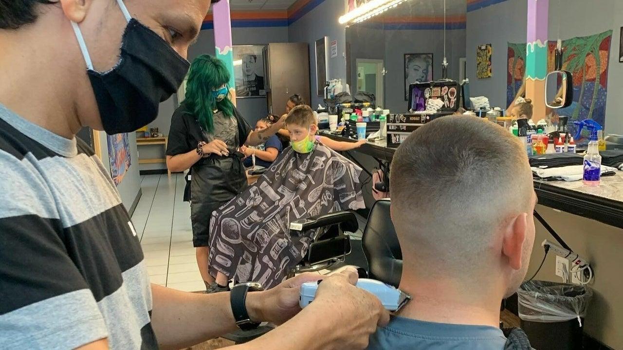 Fades Barbershop - 1