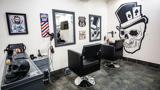 Aces Barbershop, College St Mews, Northampton