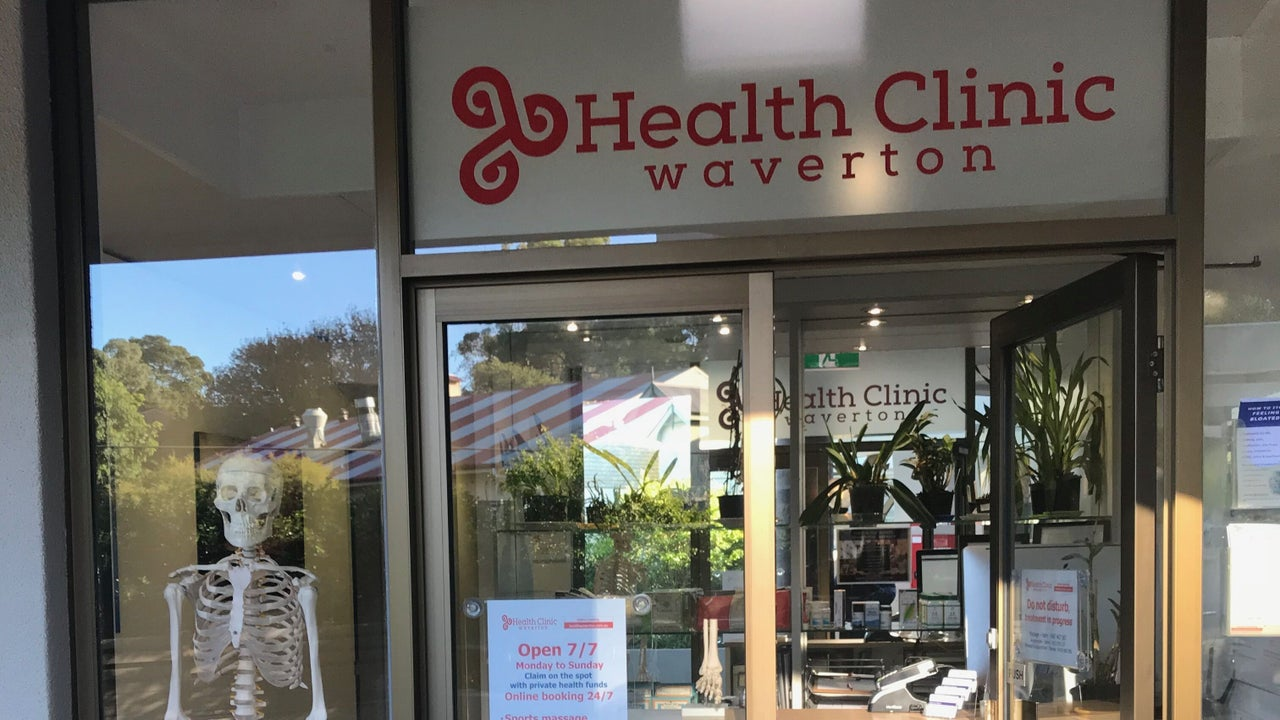 Health Clinic Waverton - 1