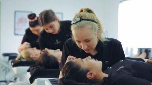 Demi International Beauty Academy - Tuesday Bookings