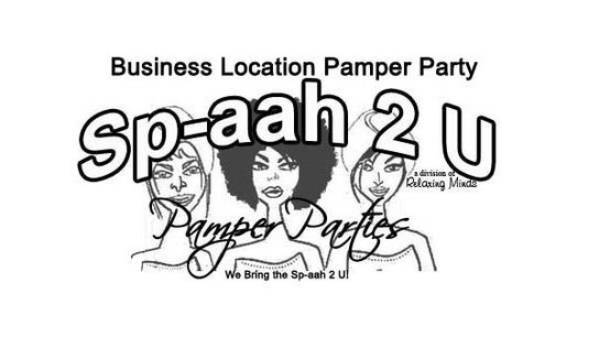 Commercial Location (Pamper Party with Sp-aah 2 U Mobile)