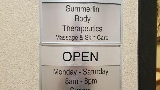 Summerlin Body Therapeutics Penelope Lohr