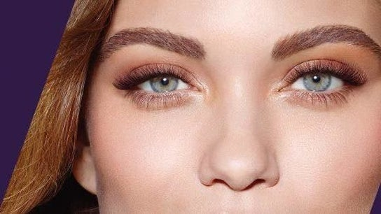 Jodie's lashes and waxing