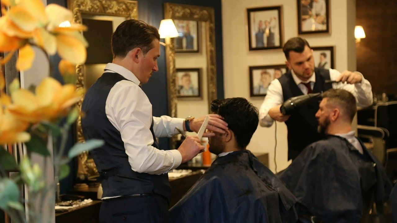 Men's Grooming Ireland Barber Shop - Stillorgan