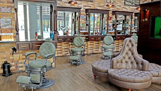 Fade & Shave Barbers The Beach, JBR